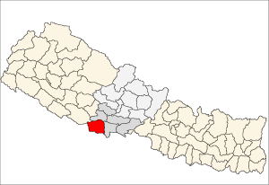 Kapilvastu_district_location