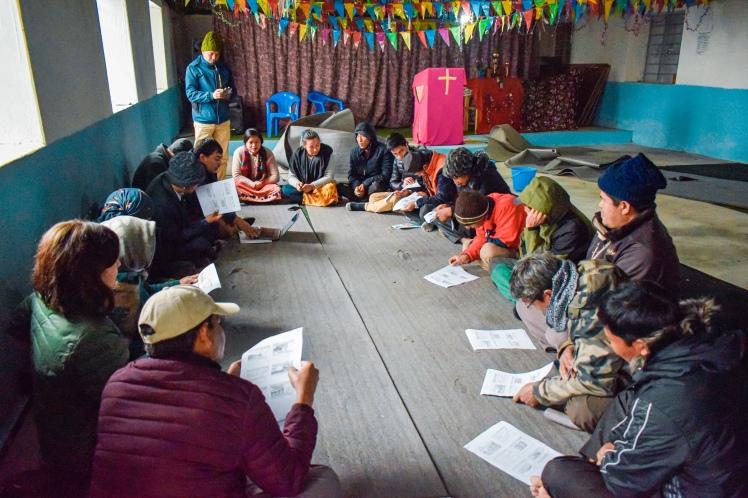 3. Stakeholder meeting